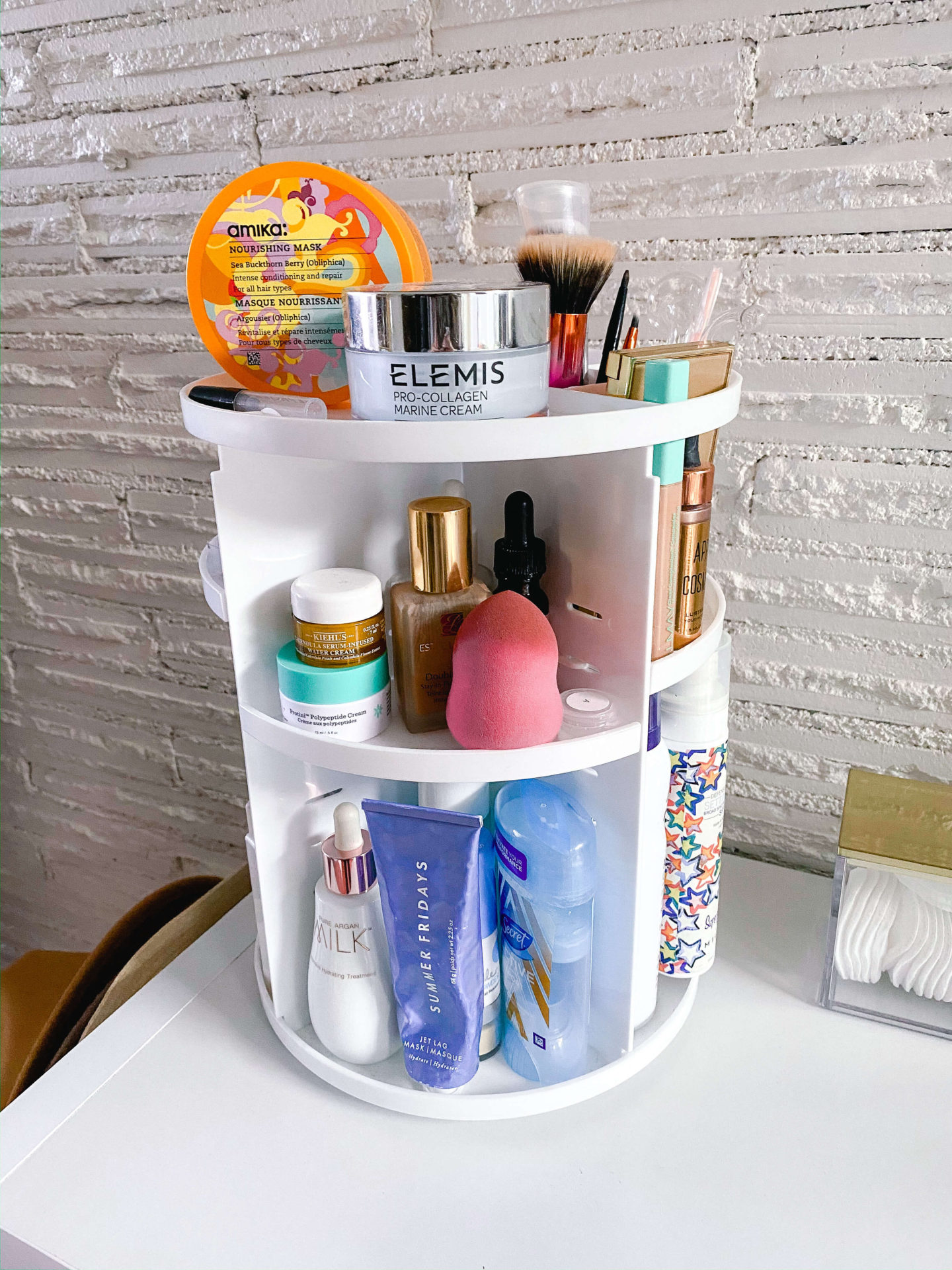 Declutter Your Life Vanity Organization Change With Us